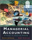9780030210921: Managerial Accounting: A Focus on Decision Making (The Harcourt series in accounting)