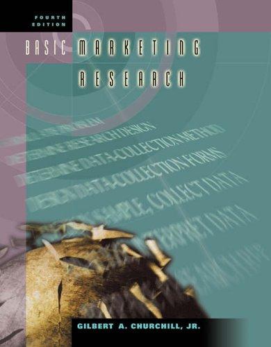 9780030211041: Basic Marketing Research (Dryden Press Series in Finance)