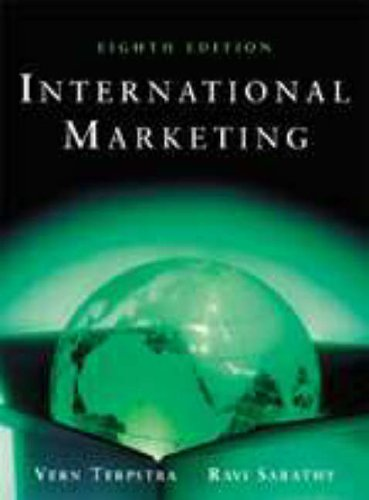 9780030211126: International Marketing (Dryden Press Series in Marketing)