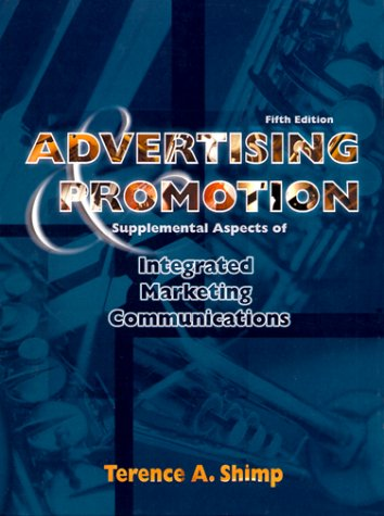 9780030211133: Advertising, Promotion and Supplemental Aspects of IMC