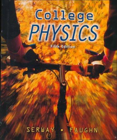 9780030211232: College Physics