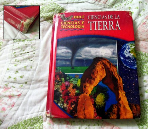 9780030212130: Holt Ciencias y Technologia: Spanish Student Edition Earth Science 2005 (Hs&T 2005)