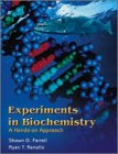 9780030212840: Experiments in Biochemistry: A Hands-On Approach