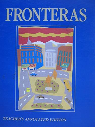 9780030214134: Fronteras