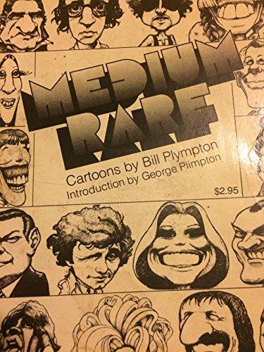 9780030214660: Medium rare: Cartoons