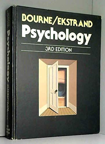 9780030214868: Psychology: Its Principles and Meanings