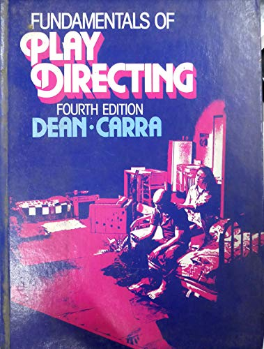 9780030215513: Fundamentals of Play Directing