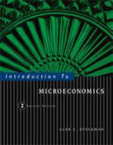 9780030218293: Introduction to Microeconomics