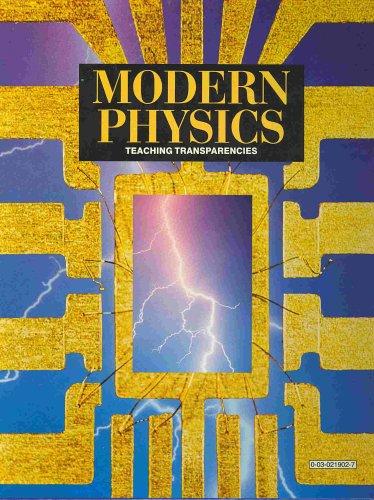 9780030219023: Modern Physics-Teaching Transparancies