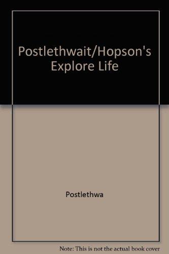 9780030221286: Postlethwait/Hopson's Explore Life