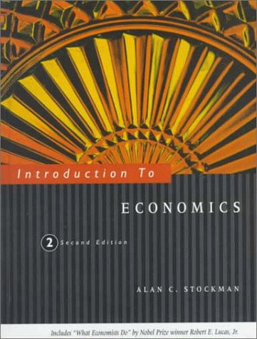 9780030224140: Introduction to Economics