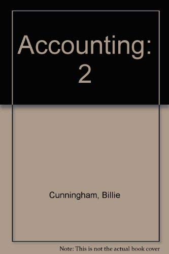 9780030224492: Accounting: Information for Business Decisions