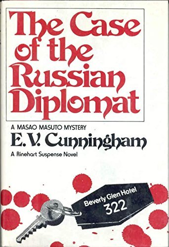 9780030224560: The Case of the Russian Diplomat