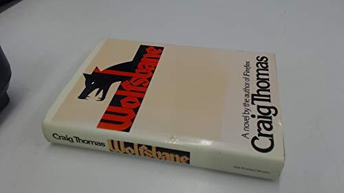 9780030224669: Wolfsbane: A Novel