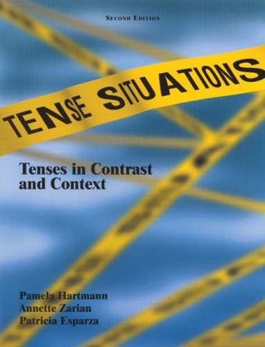 9780030225178: Tense Situations: Tenses in Contrast and Context