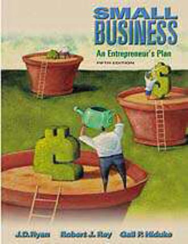 9780030225932: Small Business: An Entrepreneur's Plan: An Entrepreneur's Plan 5/E (The Dryden Press Series in Management)