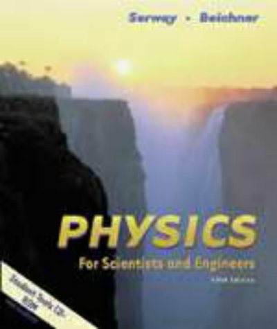 9780030226540: Physics for Scientists and Engineers (Saunders golden sunburst series)