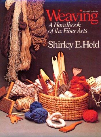 9780030226915: Weaving: A Handbook of Fiber Arts
