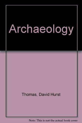 9780030227288: Archaeology
