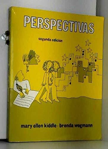 9780030227561: Perspectivas: Temas de hoy y de siempre (Spanish Edition)
