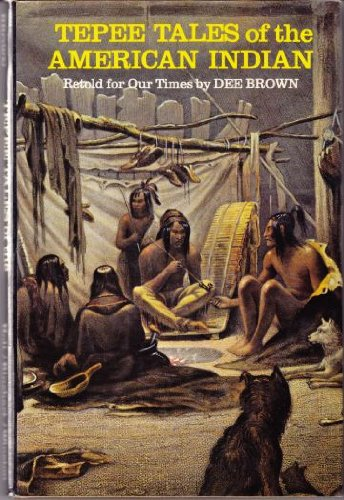 9780030227615: Tepee Tales of the American Indian