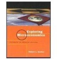 9780030229237: EXPLORING MICROECONOMICS