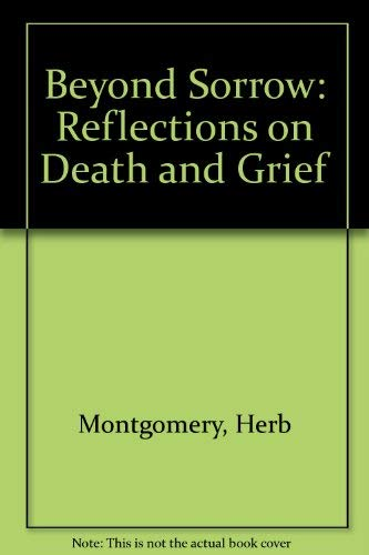 9780030229619: Beyond Sorrow: Reflections on Death and Grief