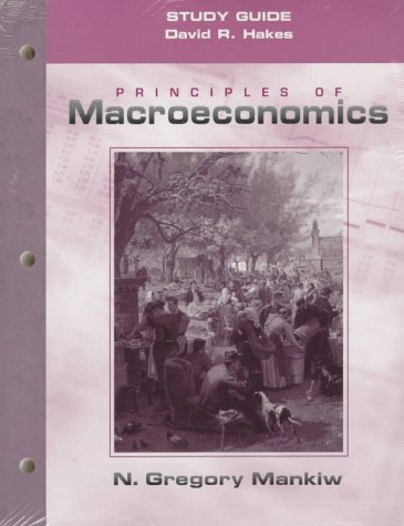 Principles of Macroeconomics (0030231094) by N. Gregory Mankiw