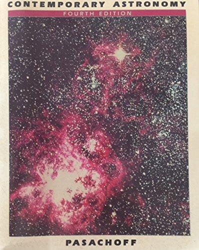 9780030232473: Contemporary Astronomy (Saunders Golden Sunburst Series)