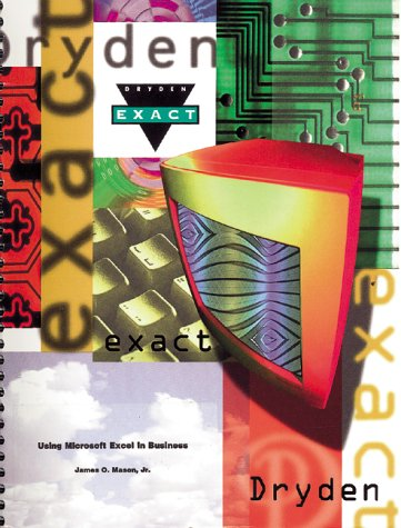 9780030233418: Using Microsoft Excel in Business