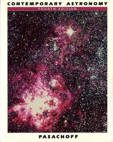 9780030233531: Contemporary Astronomy