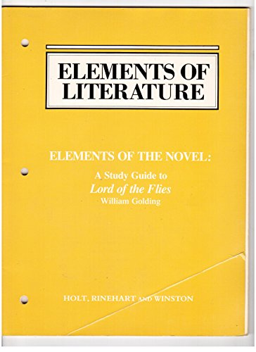 9780030234484: Elements of Literature: Lord of the Flies