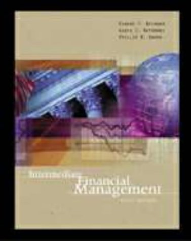 Intermediate Financial Management (Dryden Press Series in: Eugene F. Brigham,