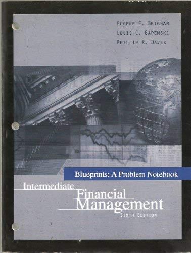 9780030234569: Intermediate Financial Management
