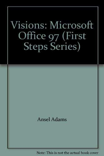 9780030237140: First Steps Series: Windows 98