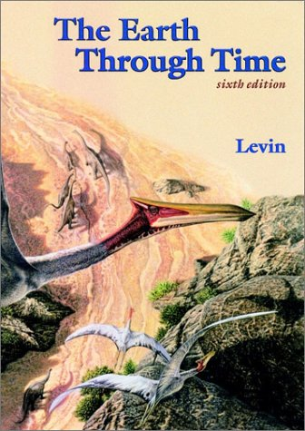 9780030237515: The Earth Through Time (Saunders Golden Sunburst Series)