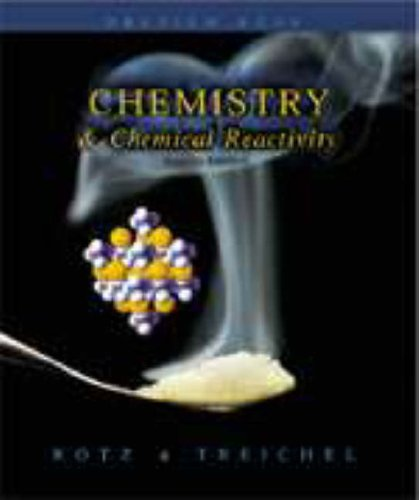 9780030237621: Chemistry and Chemical Reactivity (Saunders golden sunburst series)