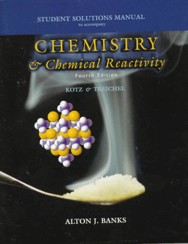 9780030237966: Chemistry and Chemical Reactivity