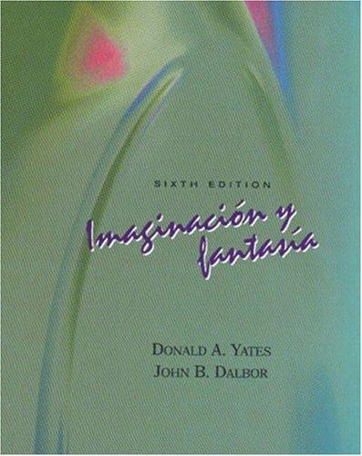 9780030237973: Imaginacion y fantasia