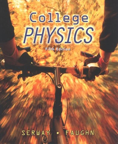 9780030237980: College Physics (Saunders Golden Sunburst Series)