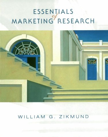 9780030243561: Essentials of Marketing Research (The Dryden Press series in marketing)