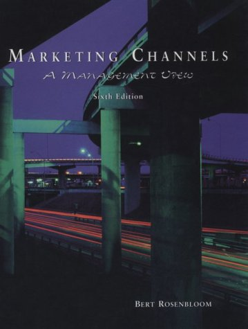 9780030244827: Marketing Channels