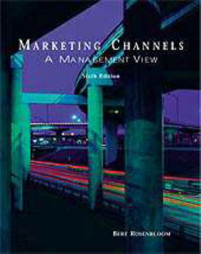9780030244827: Marketing Channels: A Management View (Dryden Press Series in Marketing)