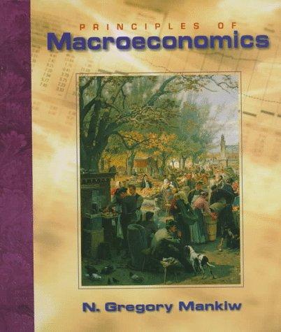 9780030245015: PRINCIPLES OF MACROECONOMICS