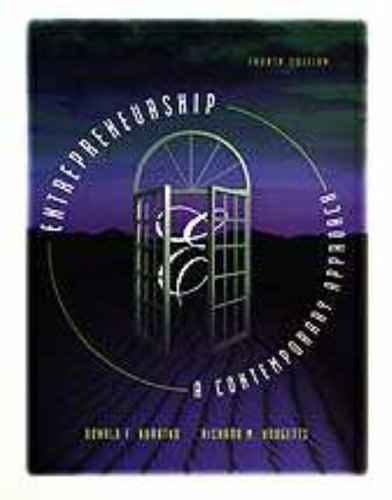 9780030245947: Entrepreneurship: A Contemporary Approach (The Dryden Press Series in Entrepreneurship)