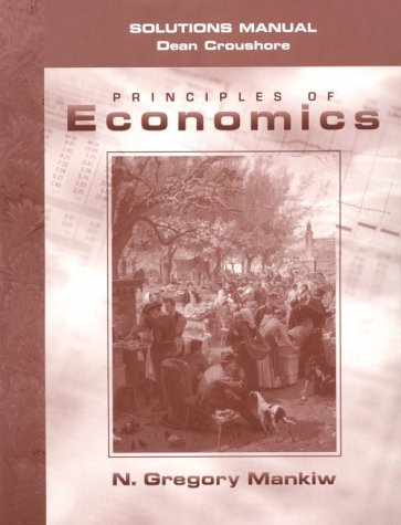 9780030247743: Principles of Economics