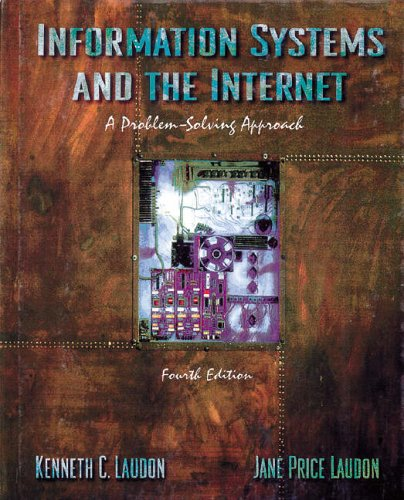 9780030247972: Information Systems and the Internet (Dryden Press Series in Information Systems)