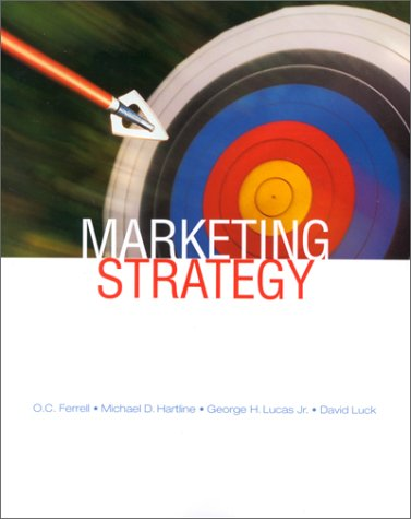 9780030248016: Marketing Strategy (The Dryden Press Series in Marketing)