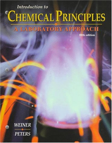 9780030248283: Introduction to Chemical Principles: A Laboratory Approach
