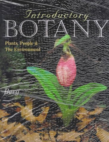 9780030248443: Introductory Botany: Plants, People & the Environment : Biology